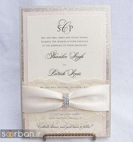 کارت عروسی خاص و شیک-10
