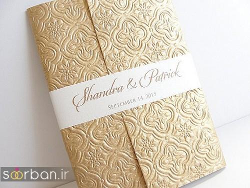 کارت عروسی خاص و شیک-11