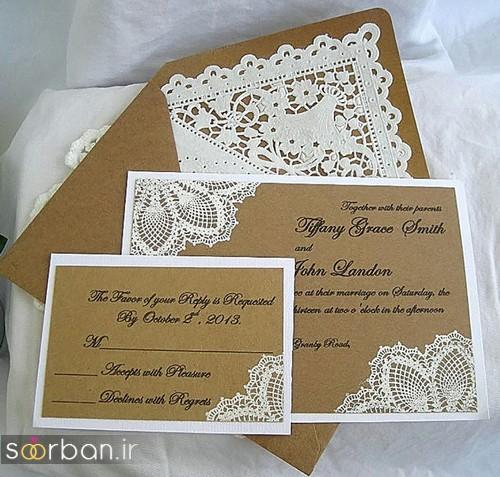 کارت عروسی خاص و شیک-25
