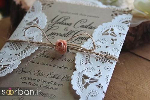 کارت عروسی خاص و شیک-26