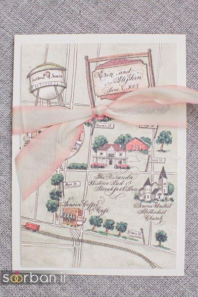 کارت عروسی فانتزی و زیبا-18