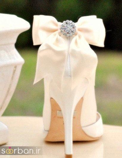 کفش عروس پاشنه بلند 2017-20