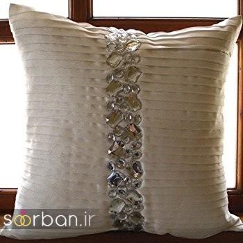 کوسن تزیینی مدرن برای مبل و تخت جهیزیه عروس-17