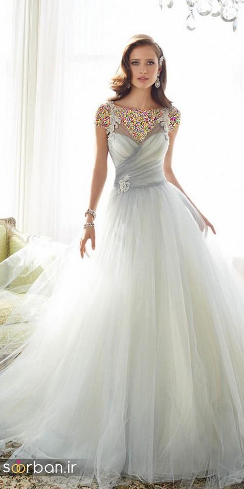 لباس عروس جدید2
