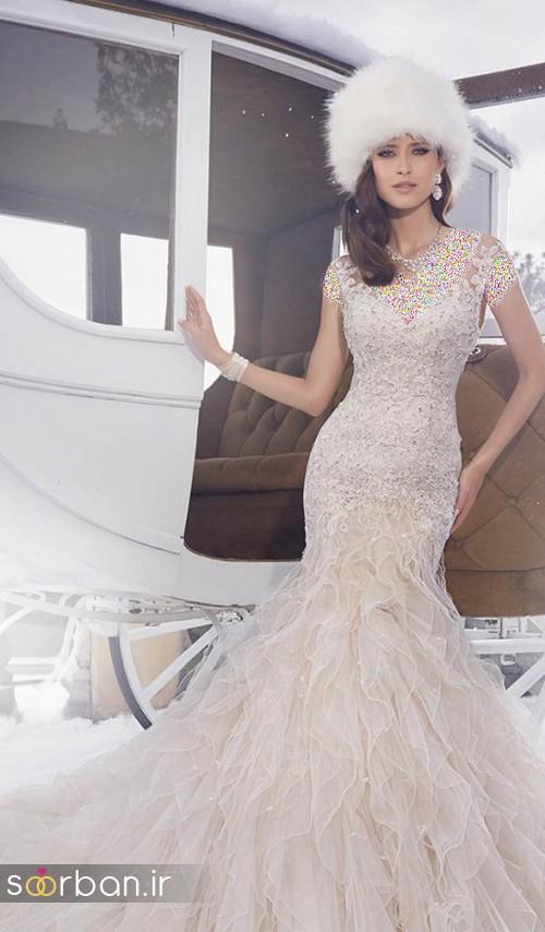لباس عروس جدید3