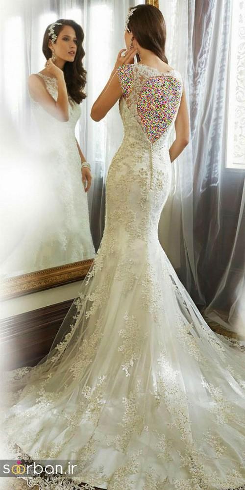 لباس عروس جدید4
