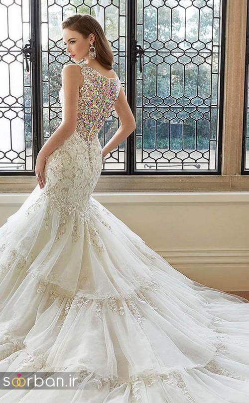 لباس عروس جدید5