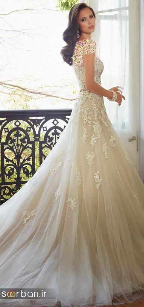 لباس عروس جدید7