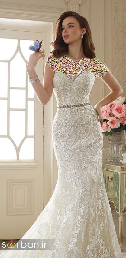 لباس عروس جدید11