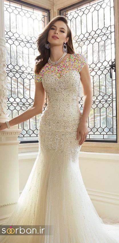 لباس عروس جدید12