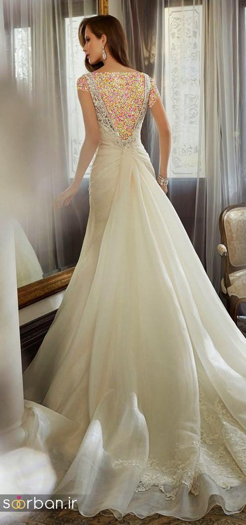 لباس عروس جدید14