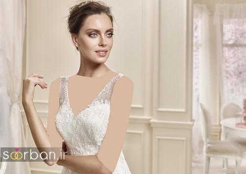 مدل لباس عروس ترک 2017