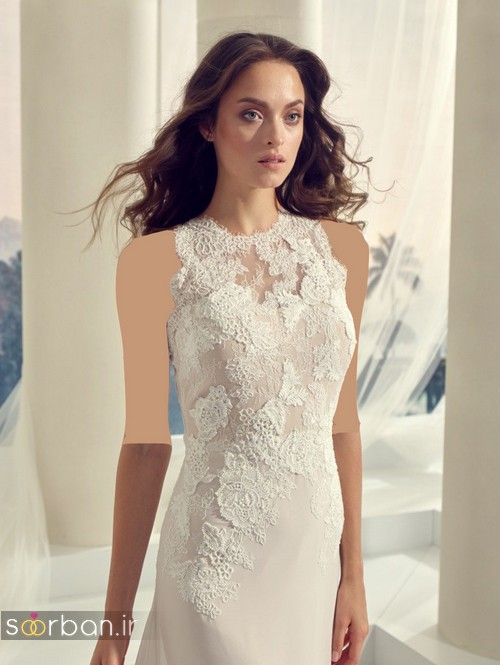 عکس مدل لباس عروس ترک 2017