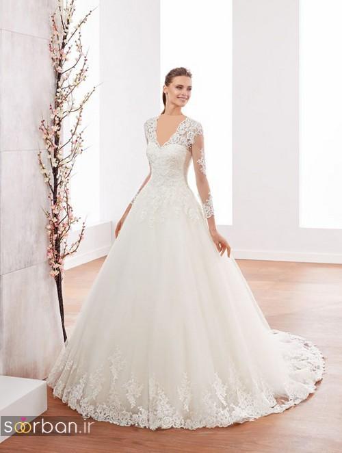 لباس عروس ترک جدید 2017