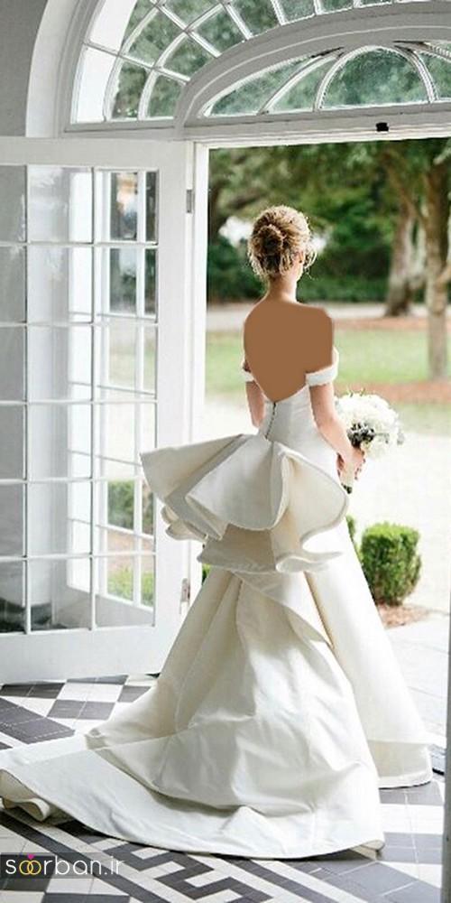 لباس عروس پرنسسی دیزنی2