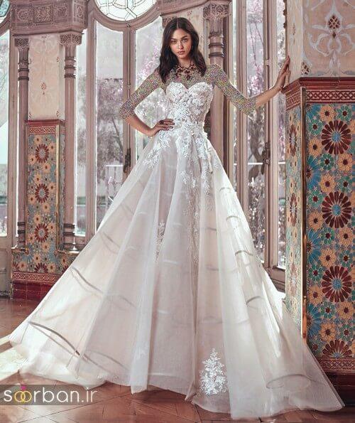 لباس عروسی جدید و شیک