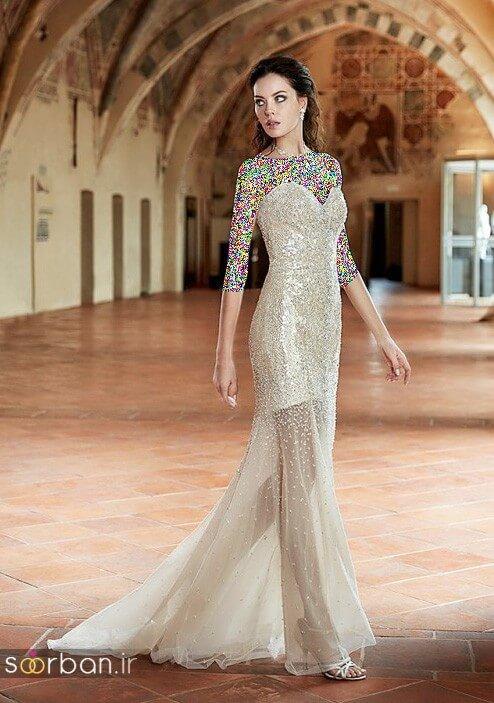 لباس عروسی جدید و شیک8