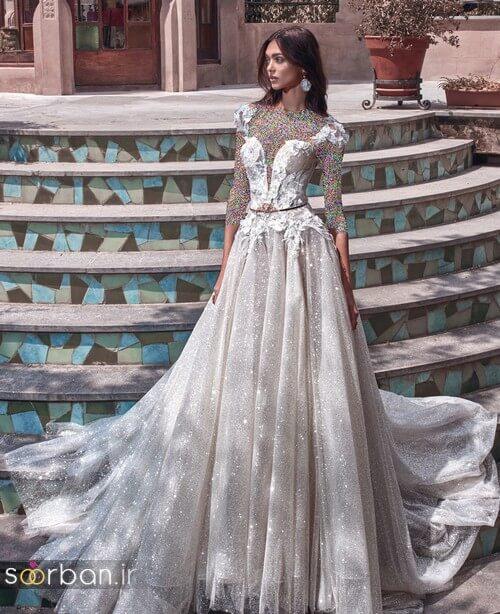 لباس عروسی جدید و شیک17