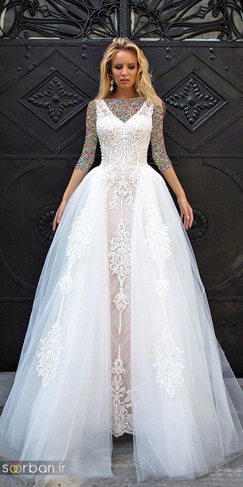 لباس عروسی جدید و شیک24