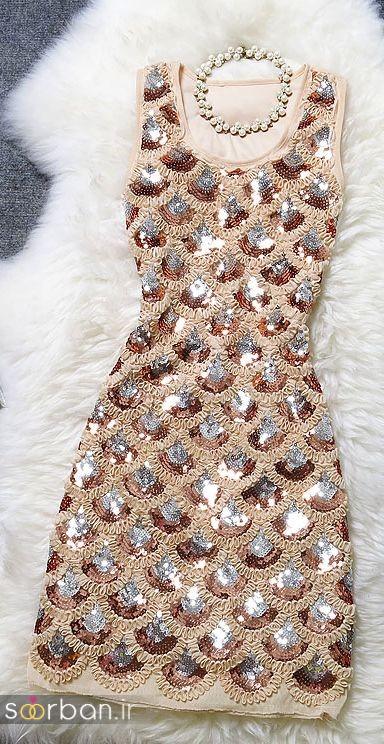 جدیدترین مدل های لباس مجلسی کوتاه دخترانه-1
