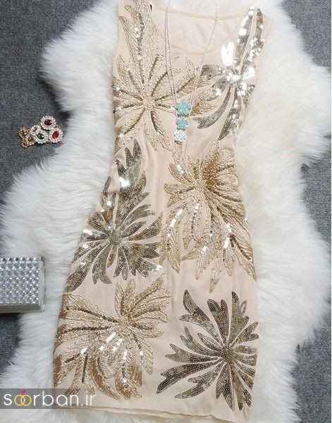 لباس شب دخترانه جدید