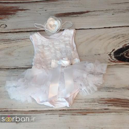 لباس عروس بچگانه 2020 شیک و جدید