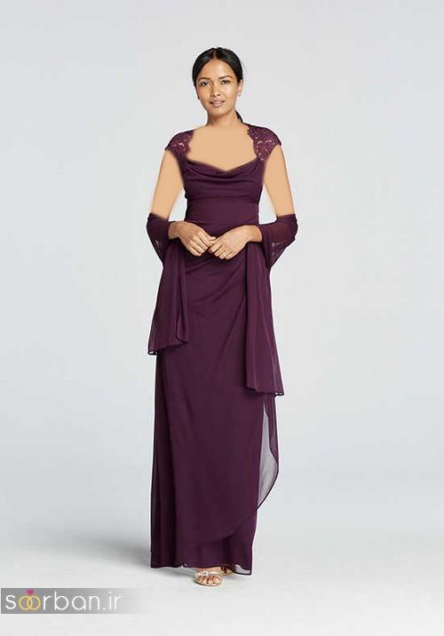 لباس مجلسی مادر عروس  جدید-4