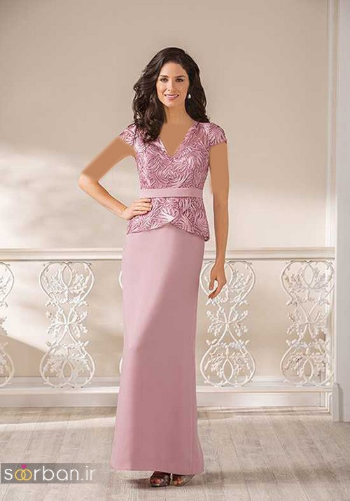 لباس مجلسی مادر عروس  جدید-5