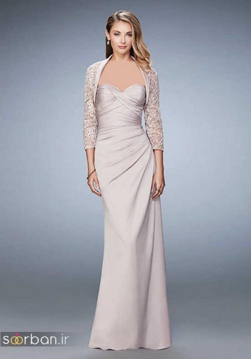 لباس مجلسی مادر عروس  جدید-6