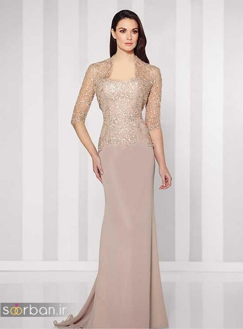 لباس مجلسی مادر عروس  جدید-10