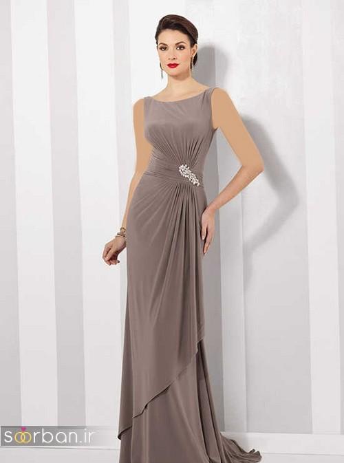 لباس مجلسی مادر عروس  جدید-18
