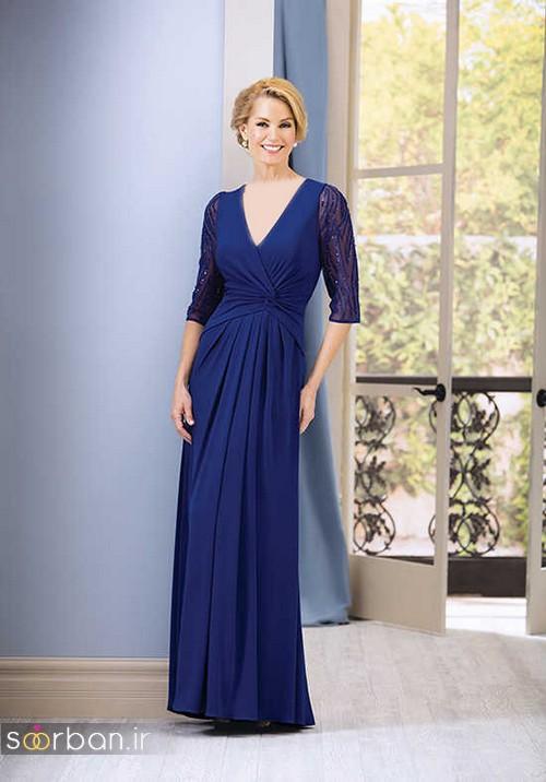 لباس مجلسی مادر عروس  جدید-22