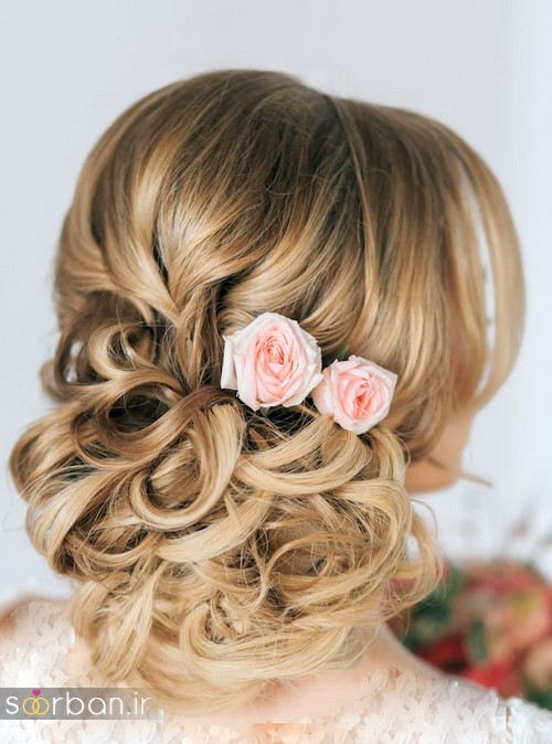 شینیون مو کوتاه عروس جدید 3