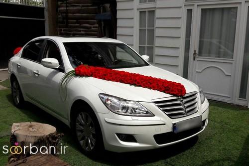 عکس ماشین عروس جدید و شیک-19