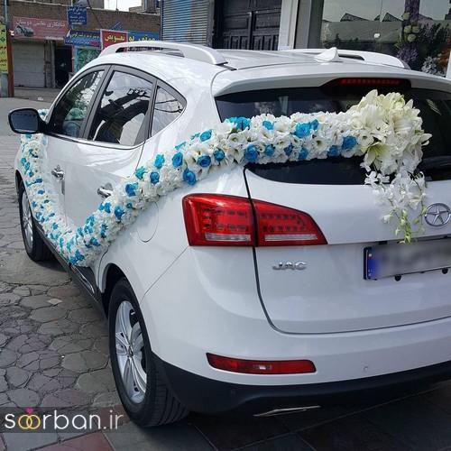 عکس ماشین عروس جدید و شیک-9