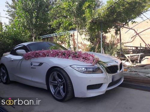 عکس ماشین عروس جدید و شیک-10