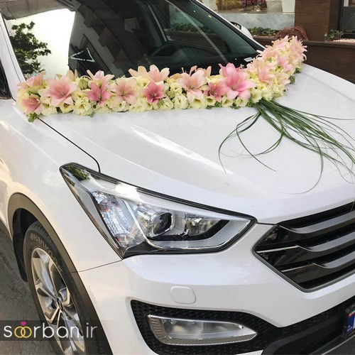 عکس ماشین عروس جدید و شیک-14