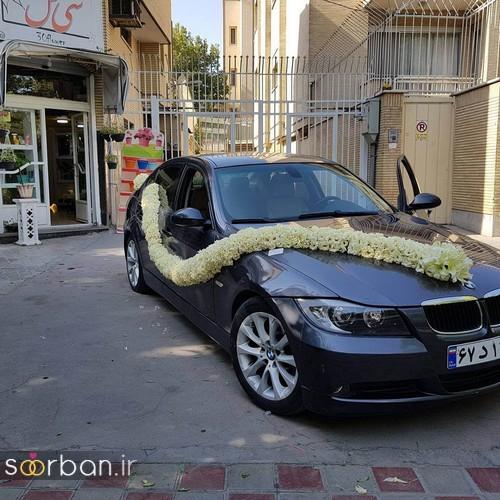 عکس ماشین عروس جدید و شیک-16