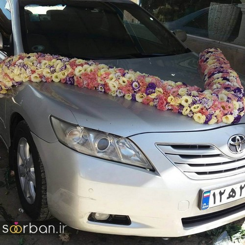 عکس ماشین عروس جدید و شیک-17