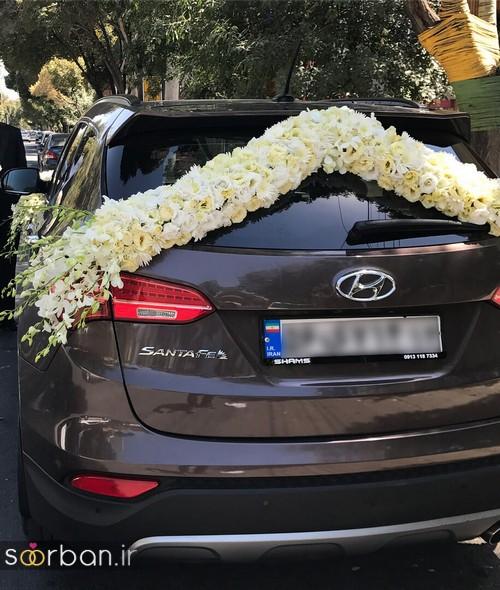 عکس ماشین عروس جدید و شیک-18