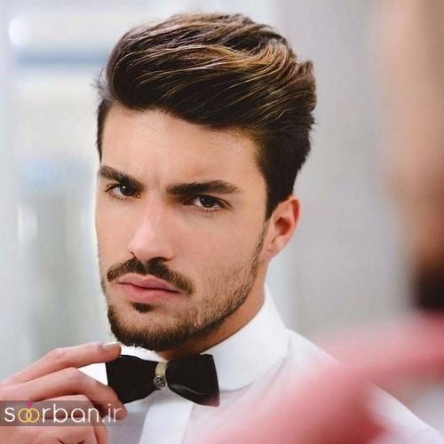 مدل موی داماد شیک و جدید