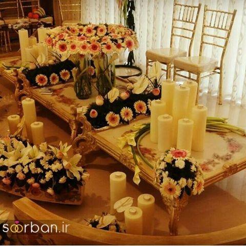 میز نامزدی شیک و جدید16