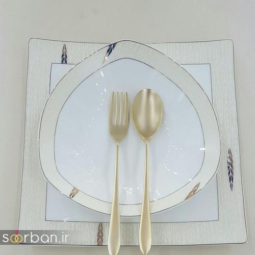 مدل های سرویس چینی جهیزیه عروس -4