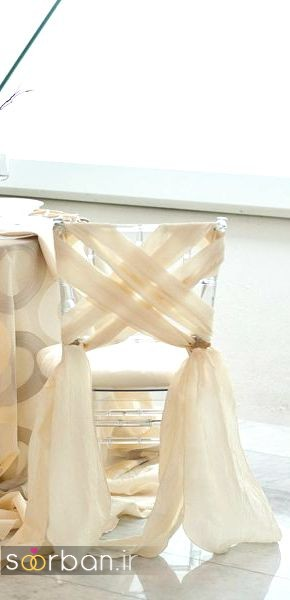 تزیین صندلی عروس و داماد-17