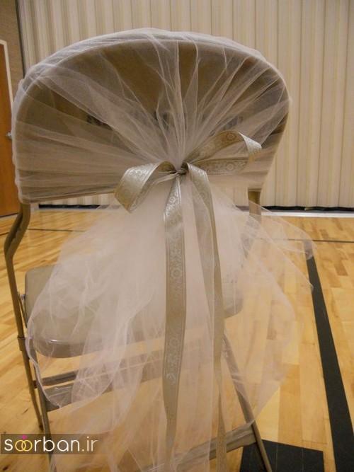 تزیین صندلی عروس و داماد-19
