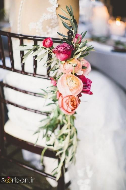 تزیین صندلی عروس و داماد-27