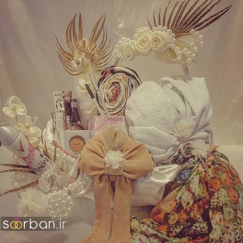 عکس دسته گل عروسی خاص