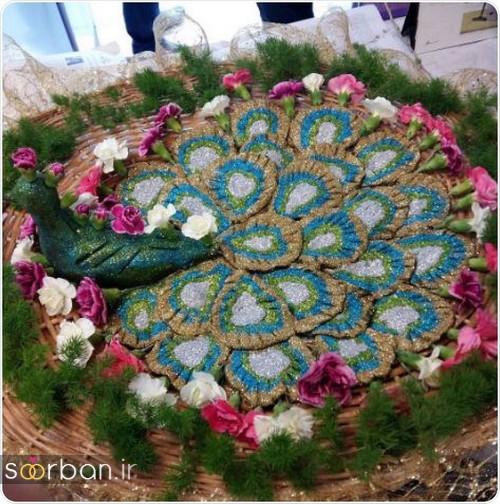 تزیین حنا برای حنابندان عروسی12