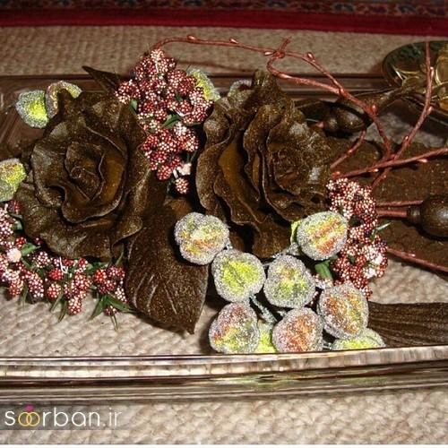 تزیین حنا برای حنابندان عروسی21
