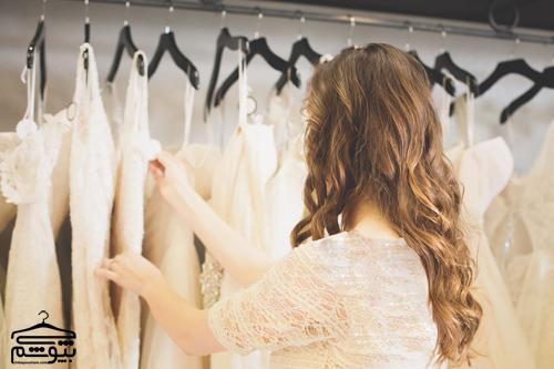 نکات خرید لباس عروس
